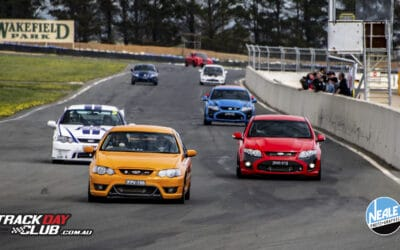 All Ford track day 2021